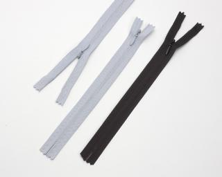 #3 Invisible Woven Tape Close-end Zips TSF-0023