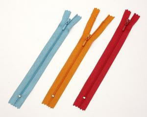 #3 RT-K Polyester Close-end Zips with N31DM autolock slider