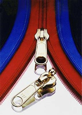 Nylon Zippers, Polyester Zippers
