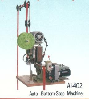 AUTO BUTTON STOP MACHINE