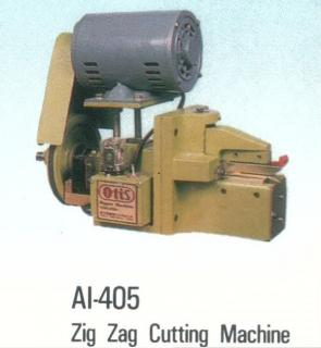 ZIG ZAG CUTTING MACHINE